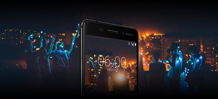 """Nokia 6 official - Nokia 6 with 5.5"""" FHD, SD430, 4 GB RAM announced in China for 1699 Yuan"""