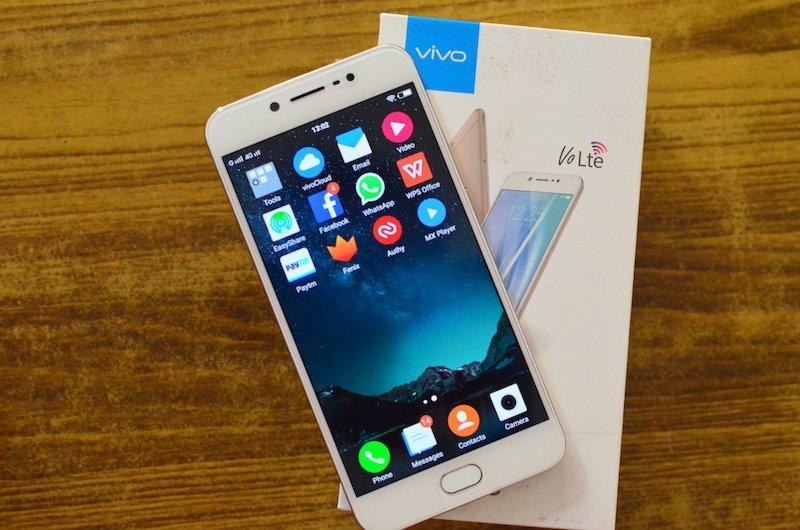 Vivo V5 - AndroidPure