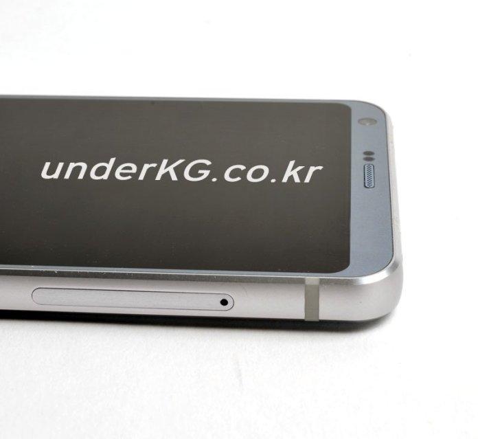 LG G6 SIm tray LG G6 images leak, reveal full design in full glory ahead of official launch 5