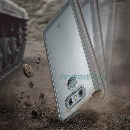 LG G6 d - Exclusive: LG G6 Case renders leak, reveal the design