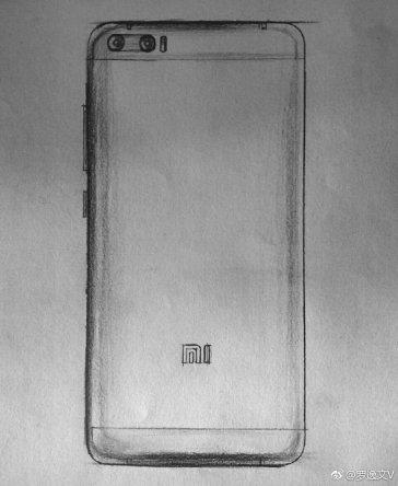 Xiaomi Mi6 Dual Camera