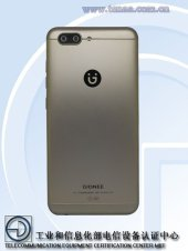 Gionee S10 - Gionee S10 with Specifications, Renders listed online on TENAA