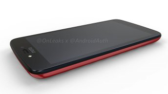 Lenovo Moto C 01 - Budget phones Moto C and Moto C Plus Renders, Specs, Video leak