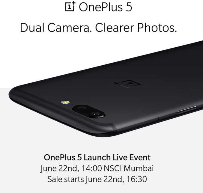 OnePlus 5 Official india e1497352396491 Exclusive: Alleged OnePlus 5 Case Renders reveal NO Audio Jack [updated] 1
