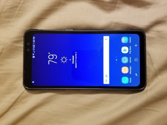 Galaxy S8 Active Samsung Galaxy S8 Active Real life images leak; comes with 4000 mAh Battery 7 Leaks | News | Phones