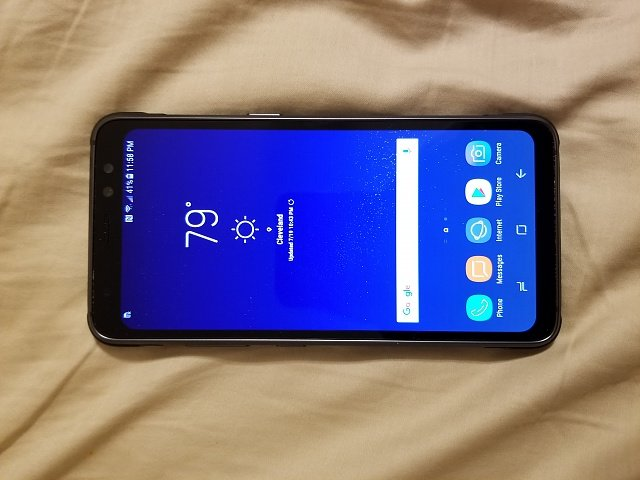 Galaxy S8 Active Samsung Galaxy S8 Active Real life images leak; comes with 4000 mAh Battery 1 Leaks | News | Phones