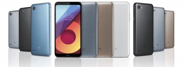 LG Q6 a - LG Q6 with FullVision display, Snapdragon 435, 3 GB RAM launched in India for Rs. 14,990