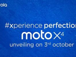 Moto X4 India Launch - AP-Home