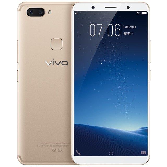 Vivo X20 1 - Vivo X20 and Vivo X20 Plus launched with 18:9 Display, SD660, Dual camera