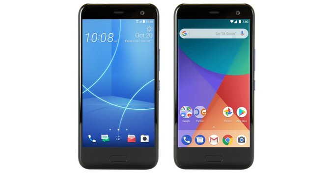 HTC U11 Life - HTC U11 Life Android One smartphone specifications leak