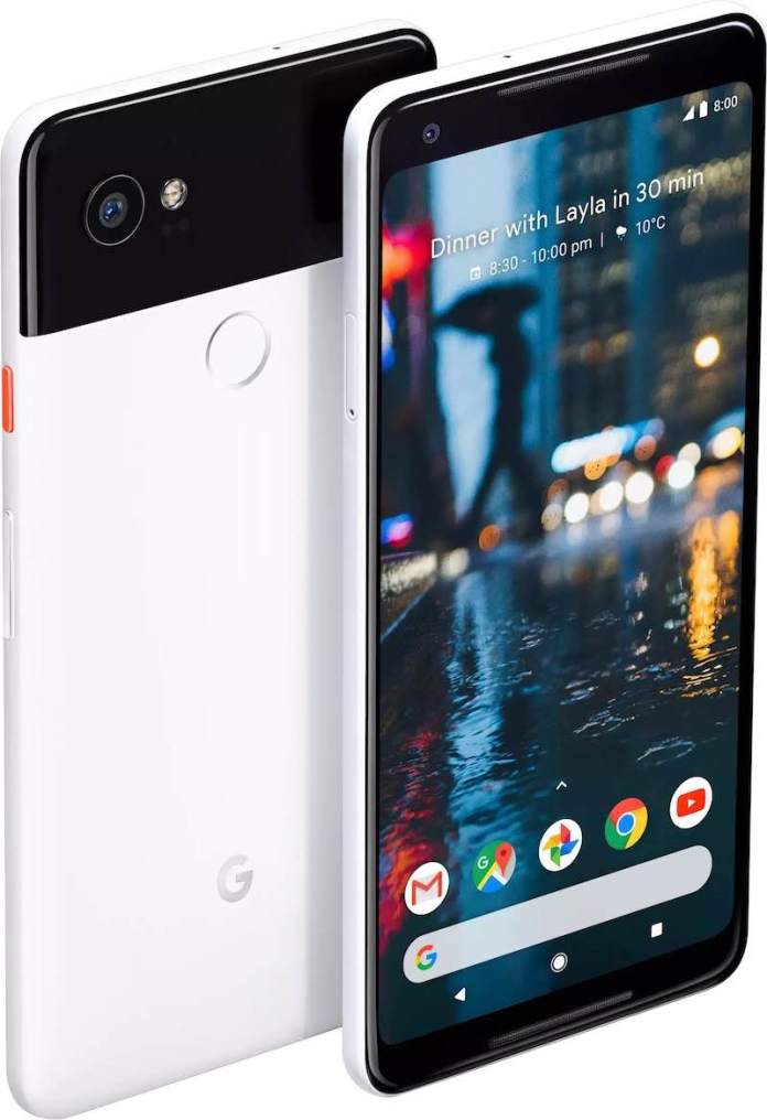 Pixel 2 XL - Google Pixel 2 XL with 6-inch QHD+ 18:9 display, Snapdragon 835 launched, starting at $849