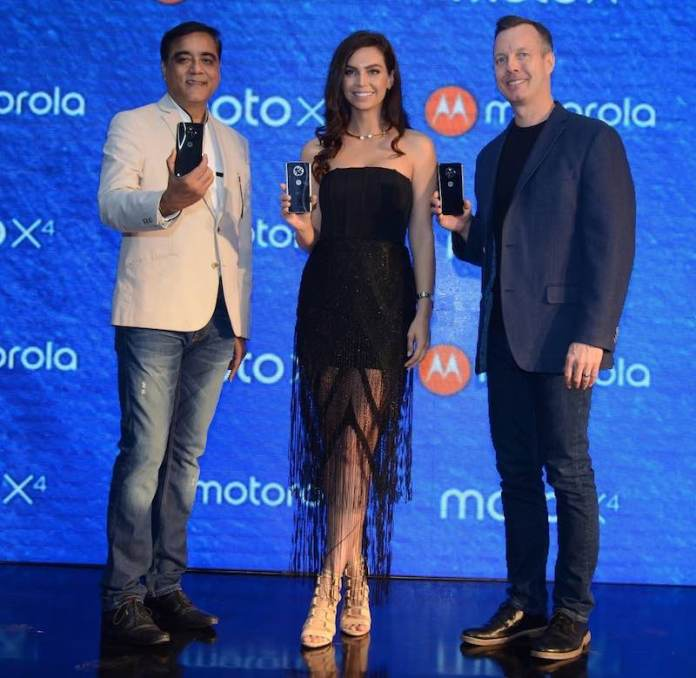 Moto X4 India launch - Moto X4 with SD630, Dual Rear Camera launched in India, starting at Rs.20,999