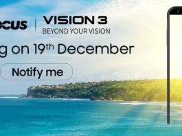 Infocus Vision 3 launch - AP-Home