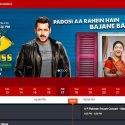 JioTV web browser - AP-Home
