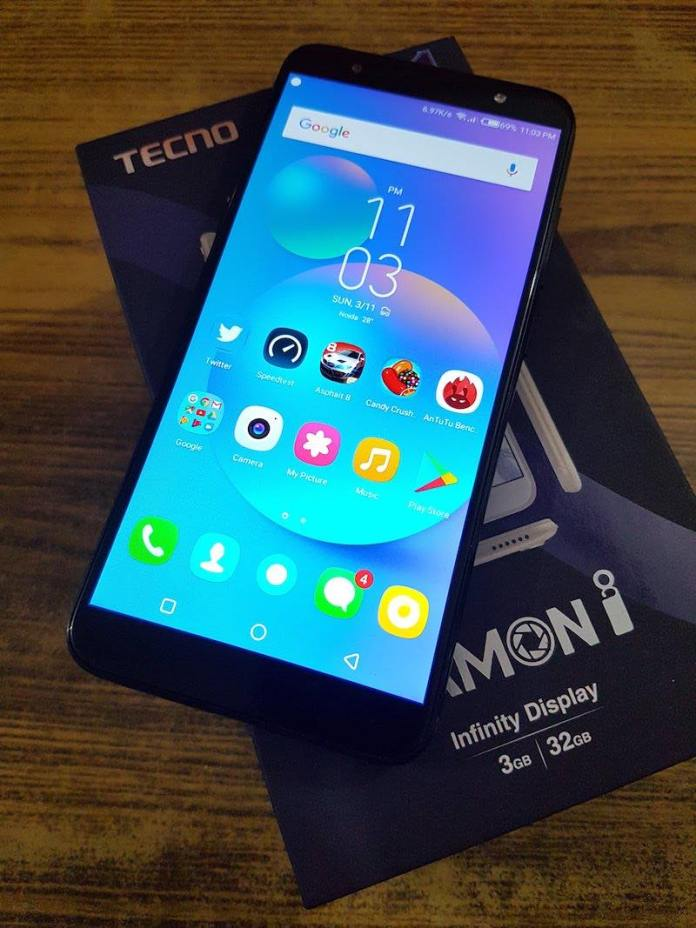 Techno Camon I Tecno Camon i Smartphone Review 1