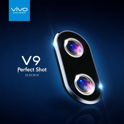 V9 Launch - Exclusive: Vivo V9 Retail box and real images leak ahead of official launch