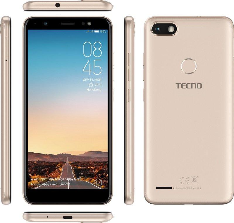 Tecno Camon i Sky - AndroidPure