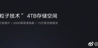 Lenovo Z5 storage - AP-Home