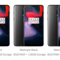 OnePlus 6 colour and Variants 2 - AP-Home