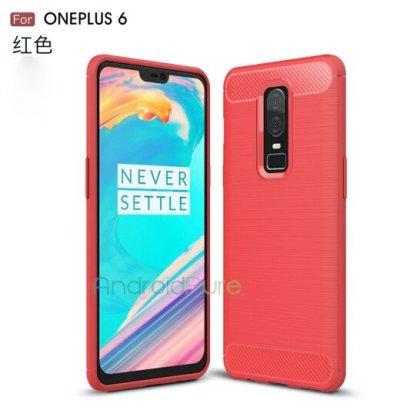 OnePlus 6 d - Exclusive: More OnePlus 6 Case Renders leak, confirm design