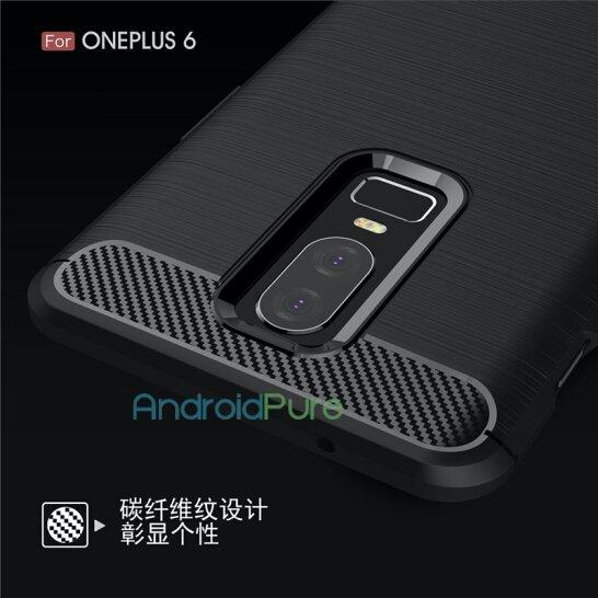 sale retailer 0a333 1b873 Exclusive: More OnePlus 6 Case Renders Leak, Confirm Design ...