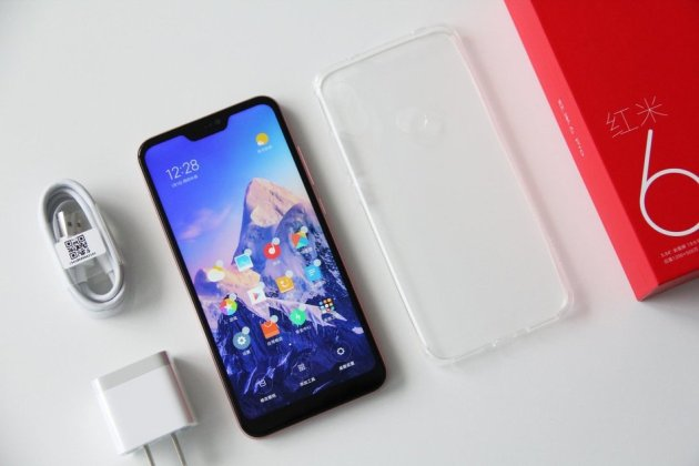 Redmi 6 Pro l 1 Xiaomi Redmi 6 Pro to come with AI Voice Assistant, Face Unlock; HD images leak 3