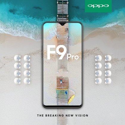 Oppo f9 pro c