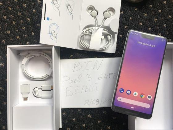 Pixel 3 XL e Google Pixel 3 XL Real images and hands-on Video surface 5