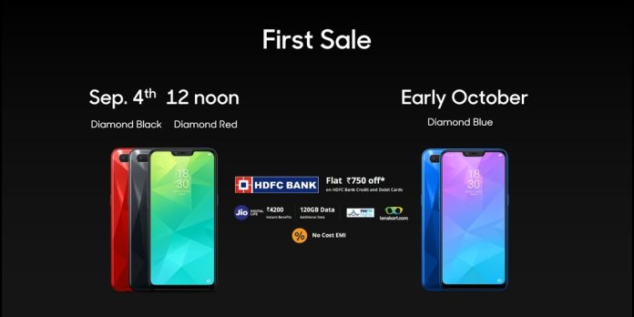 Realme 2 India launch offers