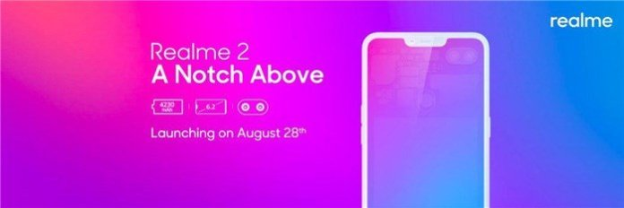 Realme 2 technical specifications