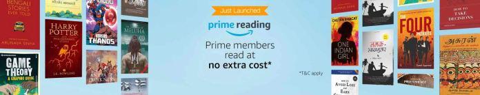 Amazon Prime Reading India