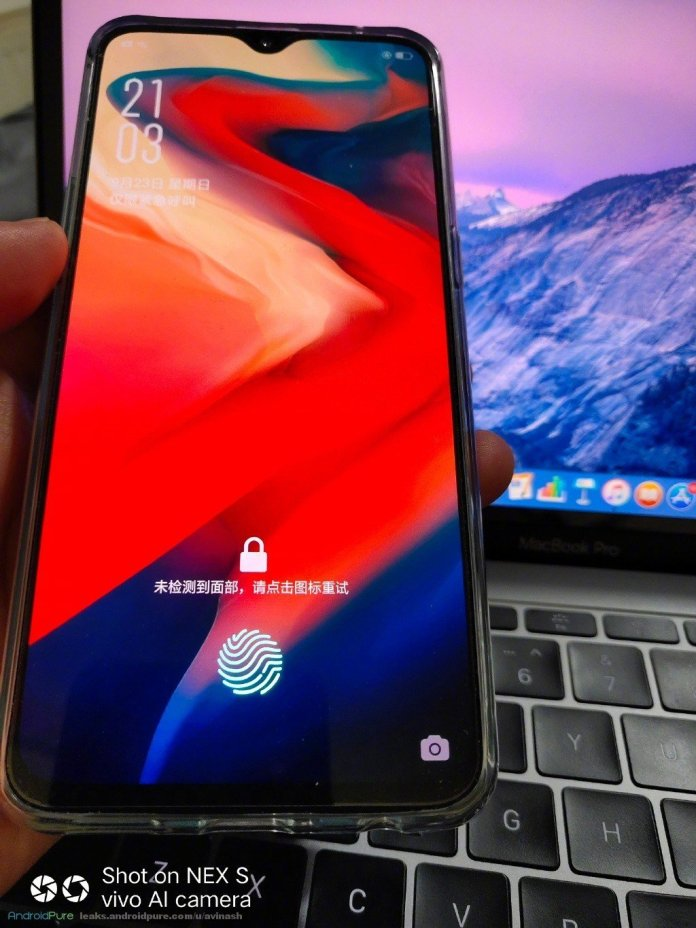 OnePlus 6T real photos leaked 4 OnePlus 6T real photos leaked ahead of launch 1 Leaks | News | Phones