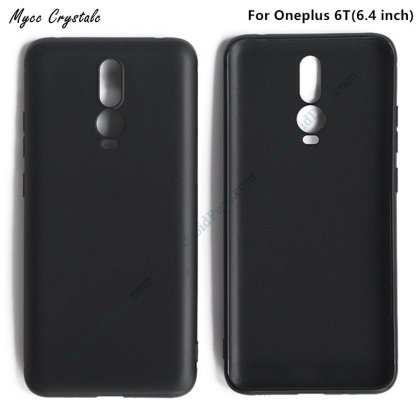 Oneplus 6T a Exclusive: OnePlus 6T cases reveal triple camera, waterdrop display 4