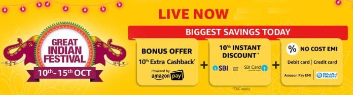 Amazon DEALS All the Best Amazon Deals on Smartphones and Firestick (Great Indian Festival) 1