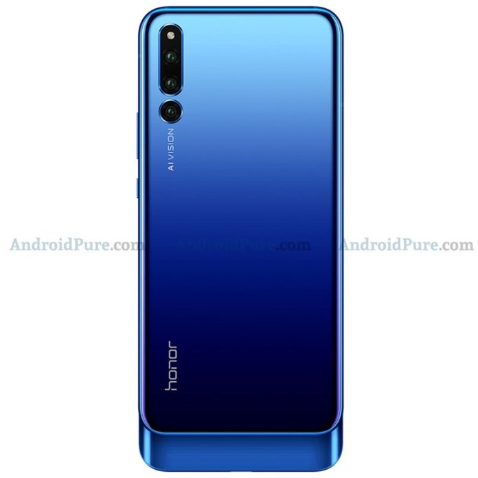 Honor Magic 2 h Exclusive: Honor Magic 2 Press Renders leaked ahead of official launch 1 Leaks | News | Phones