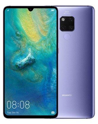 Huawei Mate 20 X Phantom Silver