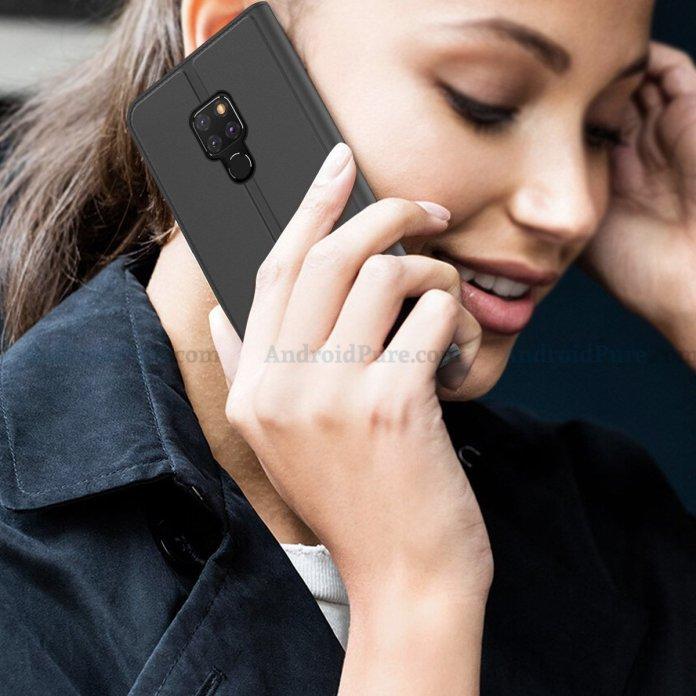 Huawei Mate 20 case d Huawei Mate 20 Antutu Benchmark surface, Reveal key specs 1