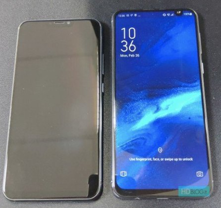 Asus Zenfone 6 d Asus Zenfone 6 with side notch images and Video leaks again 2