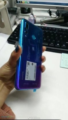 Huawei Nova 4 h Huawei Nova 4 real images leaked ahead of the launch 4 Leaks | News | Phones