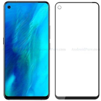 Huawei Nova 4 Case Renders