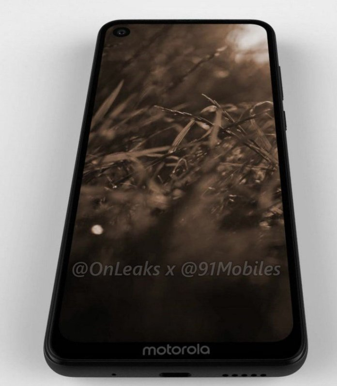 Moto P40 Android One leaked Moto P40 Case Renders confirm the punch hole camera and earlier leaks 19