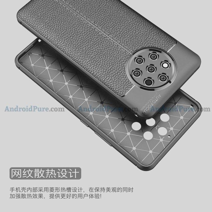 Nokia 9 case c Exclusive: Nokia 9 Case images confirm the Penta-Lens Camera 2 Leaks | News | Phones