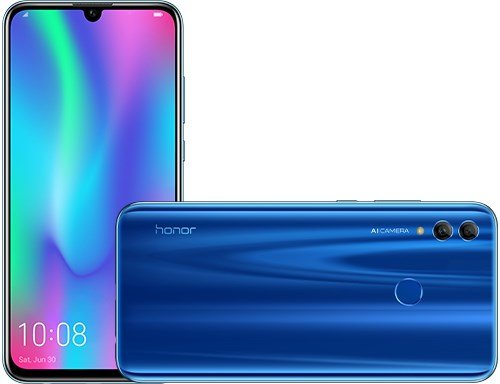 Honor 10 Lite India Blue