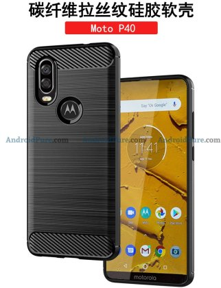 Moto P40 a Moto P40 Case Renders confirm the punch hole camera and earlier leaks 18