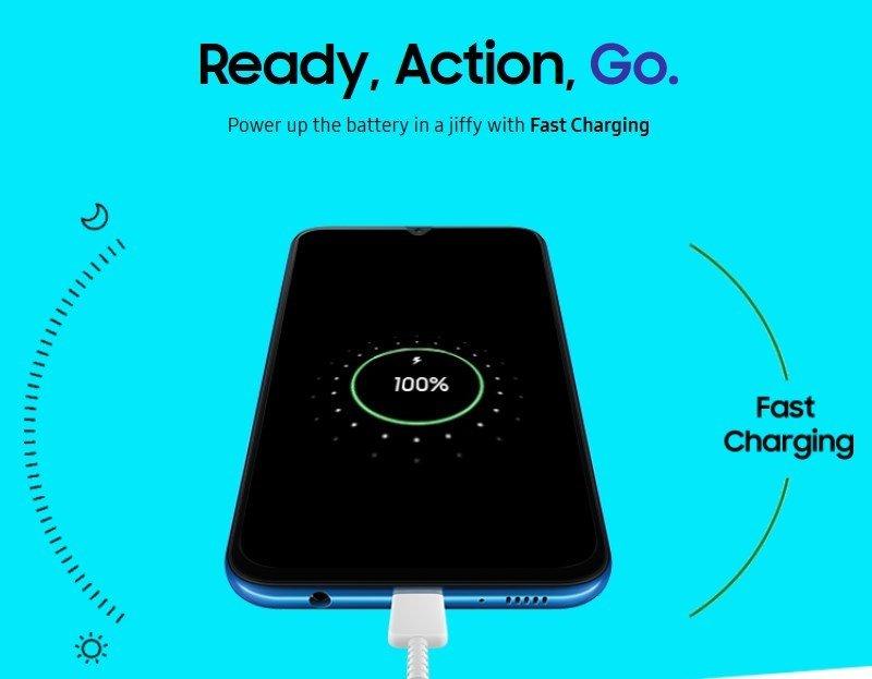 Samsung Galaxy A10 A30 A50