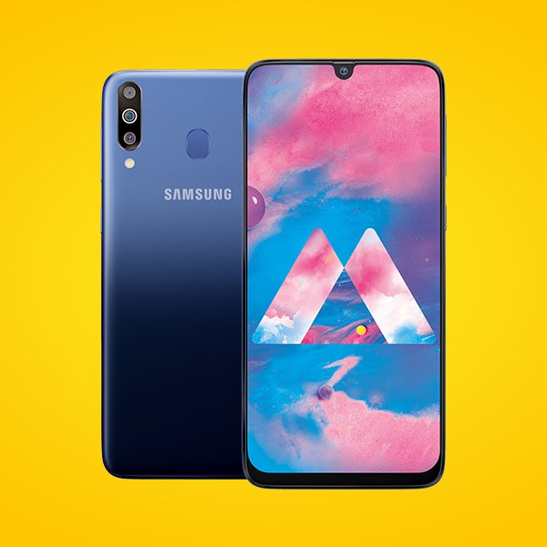 Samsung Galaxy M30 India price and tech specs