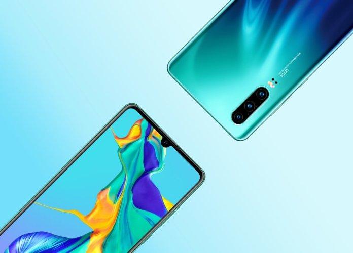 Huawei P30 colours