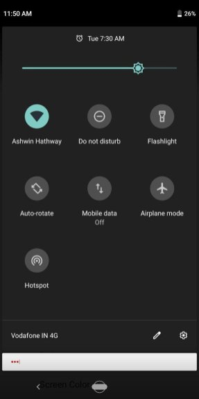 ASUS Zenfone Max Pro M1 Android Pie Update Review Dark and Light Theme 3