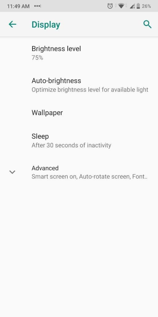 ASUS Zenfone Max Pro M1 Android Pie Update Review Display
