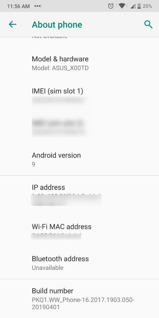 ASUS Zenfone Max Pro M1 Android Pie Update Review